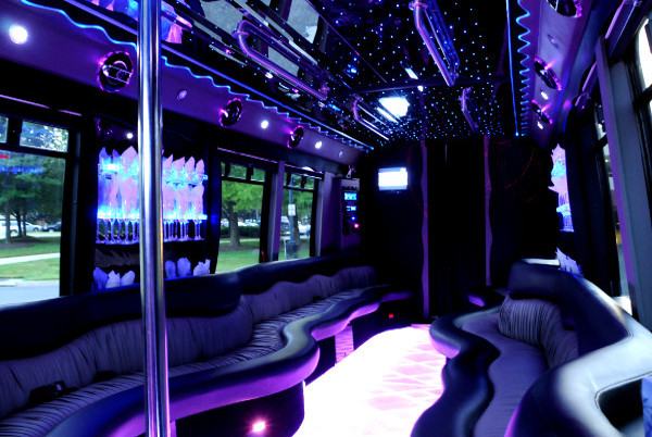 22 Seater Party Bus FayettevilleNC