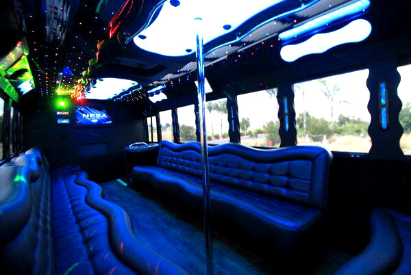 Party Bus For 40 People Fayetteville
