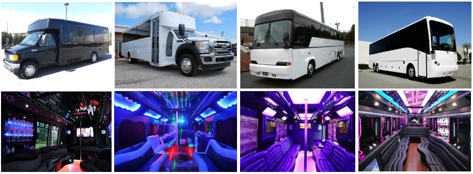 Party Buses In North Carolina
